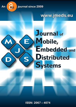Journal of Mobile, Embedded and Distributed Systems - JMEDS